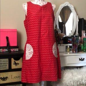 Desigual Red Dress